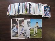 Huge Ny Yankees Signed Autographed Card Collection. Mantle Berra Etc.