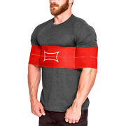 Sling Shot Original Power Lifting Band By Mark Bell Red - Increase Your Bench