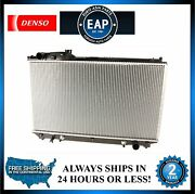 For 2001-2006 Ls430 4.3l V8 W/ Towing Package Denso Radiator New