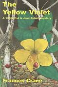 The Yellow Violet By Frances Crane English Paperback Book Free Shipping