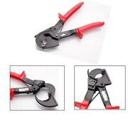 New Electrical Ratchet Wire Line Cable Cutter Plier Cutting Hand Tool 240mmandsup2
