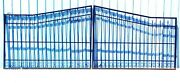 Custom Built Driveway Gate 16ft Wd Ds Includes The Post Package Residential