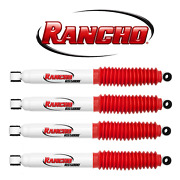 For Ford F-250 Super Duty 4wd Front And Rear 0 Lift Shocks Rs5000 Rancho Kit