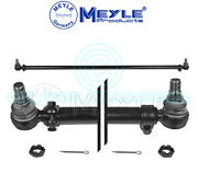 Meyle Track Tie Rod Assembly For Scania 4 Dump Truck 4x4 1.06t 114 C/380 1998-on