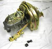 1964-1972 Gm A F X Body 11 Delco Moraine Oem Power Brake Booster Kit Disc Drum