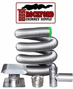 3 In. 316 Flexible Chimney Liner Tee Kit Or Insert Kit With Optional Insulation
