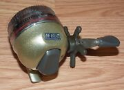 For Parts Genuine Zebco 202le Spinner Spin Casting Fishing Reel Only Read