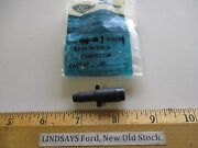 Ford 1980/1989 All Connector Fuel Vapor Hose Black-.170 Orfice Free Shipping