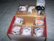 91-96 Acura Nsx C30a 3.0 Wiseco Forged Pistons Kit 90.5mm Bore3.563 Rings Pins