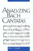 Analyzing Bach Cantatas By Eric Chafe English Paperback Book Free Shipping
