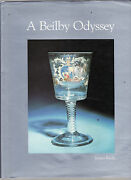 A Beilby Odyssey - James Rush Hand Painted Glassware Antique Glass