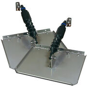 Nauticus St1290-80 Smart Tab Automatic Trim Tabs System 12x9 For 18-22ft Boat