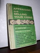 Green Coin Book Appraising And Selling Your Coins By Robert Friedberg Hc,1963