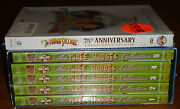 The Three Stooges Huge Collection 75th Anniversary Set 6 Dvd New In Plastic Wrap