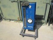 Used Cummins Fuel Rate Instrument Good Cond Shop Tool On Casters 3376375 Sc
