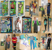Choose From Large Selection Of Max Steel 12 Figures Accessories And Villians Too