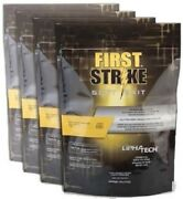 First Strike Soft Gel Bait Rodenticide 4 Lb Bags 16 Lbs.total No Sales To Ca