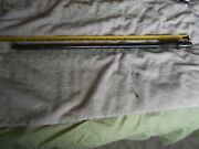 Turk Turkish Model 1938 Mauser Rifle 8mm Barrel W Front And Rear Sights Nice Bore