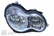New Mercedes Benz 2001-2007 C-class Depo Right Headlight Assembly 2038203661