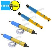 For Mercedes W163 99-05 Front And Rear Shock Absorbers Kit Bilstein B6 Performance