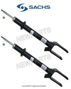 For Mercedes W164 Ml320 Ml350 Pair Of Front Left And Right Shock Absorbers Sachs