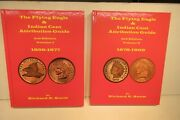 The Flying Eagle And Indian Cent Attribution Guide 1856-1909 Snow 3rd Ed 2 Vol Set