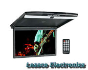 Accele Axfd17 17 Inch Over Head Flip Down Lcd Monitor With 2 Hdmi Ports