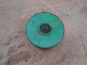 1969 John Deere 110 Pto Clutch And Pulley Assembly