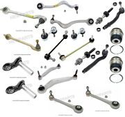 For Bmw E39 525i 530i 2001-2003 Rear And Front Suspension Control Kit Lemfoerder
