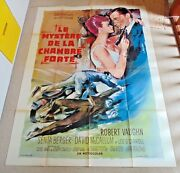 Spy With My Face Man From Uncle Original 1965 French Cinema Grande Movie Poster