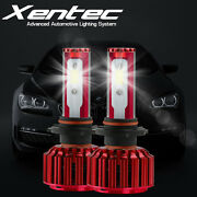 H11 9005 9006 6000k Led Total 240w 24000lm Headlight High Or Low Beam
