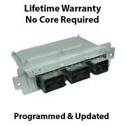 Engine Computer Programmed/updated 2007 Ford Edge 7t4a-12a650-zf Zux5 3.5l