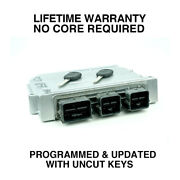 Engine Computer Programmed With Keys 2005 Ford Five Hundred 6u7a-12a650-aza Ezz0