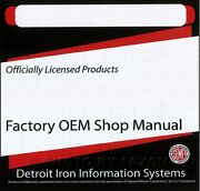 1968 Ford Ltd And Galaxie Cd Parts Book And Shop Manual Custom Service Catalog