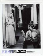 Charles Bronson Barechested The Family Way Vintage Photo