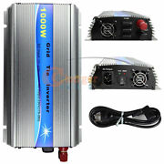 New Micro Grid Tie Inverter For Solar Home System Mppt Function Pure Sine Wave