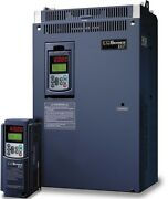 30 Hp 3 Phase 460 Volts Teco Ip 20 Variable Frequency Drive Eq7-4030-c New