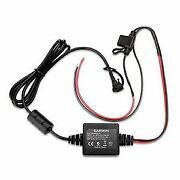 Garmin Motorcycle Power Lead Cable Zumo 340lm 345lm 350 390lm 395lm 010-11843-01