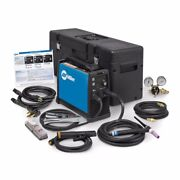 Miller Maxstar 161 Stl Tig And Stick Welder With X-case 907710001