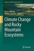 Climate Change And Rocky Mountain Ecosystems English Hardcover Book Free Shipp
