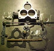 Vintage Speedand039s Hot Rod-dual 94 Holley Ford 94 Base Kit Conversion