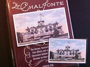 Cape May Nj Chalfonte Hotel -actual Postcard Used On Cover Of Book-first Edition