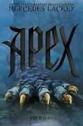 Apex By Mercedes Lackey English Hardcover Book Free Shipping