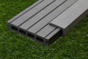 Any Sqm Square Metres Of Wooden Composite Decking Inc Boards Edging Fixing Packs