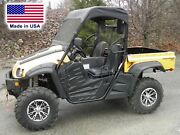 Cub Cadet Challenger 500 700 Partial Cab - Hard Windshield, Roof, And Rear Window