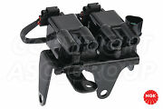 New Ngk Ignition Coil For Hyundai Atoz 1.0 2000-01