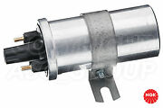 New Ngk Ignition Coil For Rover Metro 1.0 Low Compression Engine 1980-90