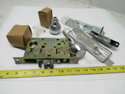 Best Access Systems 34h7e4j-626-rh Right Hand Entry Door Knob Mortise Lock Set