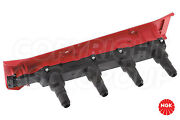New Ngk Ignition Coil For Saab 9000 2.0 Berlina 1993-95