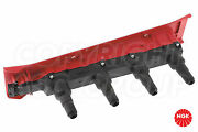 New Ngk Ignition Coil For Saab 900 2.3 Coupe 1994-98